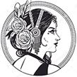 Picto femme 1900