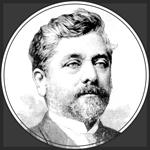 Médaillon Gustave Eiffel